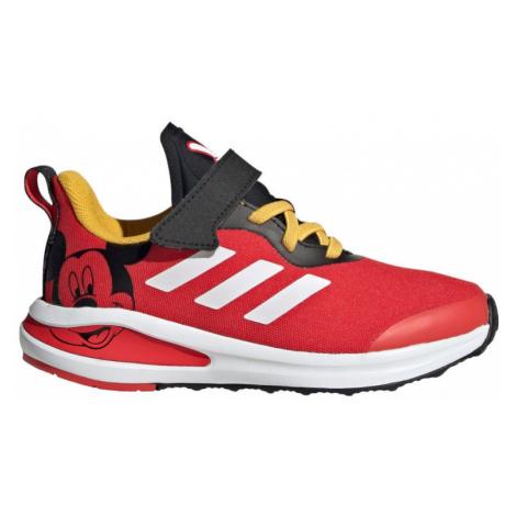 Adidas FortaRun Mickey EL Dziecięce Czerwone (H68111)