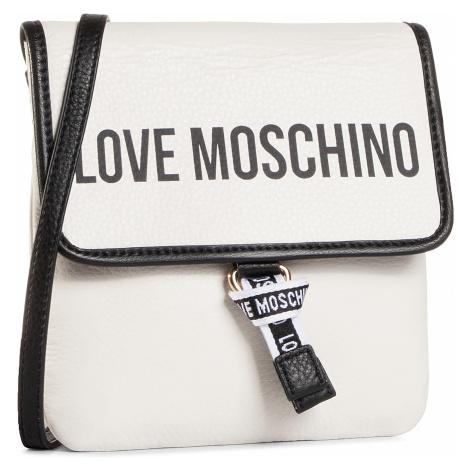 Torebka LOVE MOSCHINO - JC4113PP1BLR110A Bia/Ner