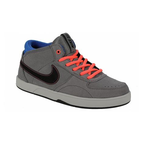 buty Nike SB Mavrk Mid 3 GS - Cool Gray/Black/Photo Blue