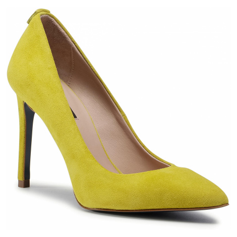 Szpilki PATRIZIA PEPE - 2V8057/A484-Y382 Absynth Yellow