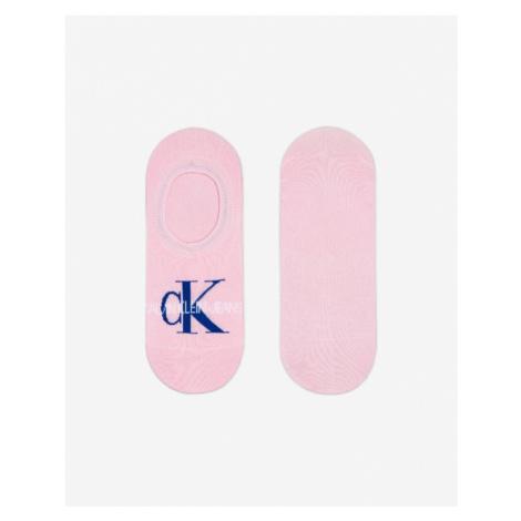 Calvin Klein Skarpetki Różowy