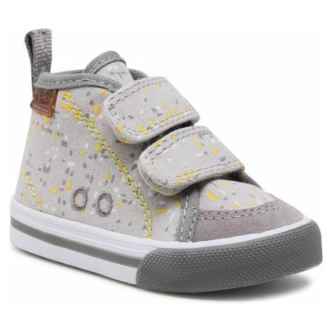 Sneakersy REIMA - Huvitus 569335 Light Grey 9141
