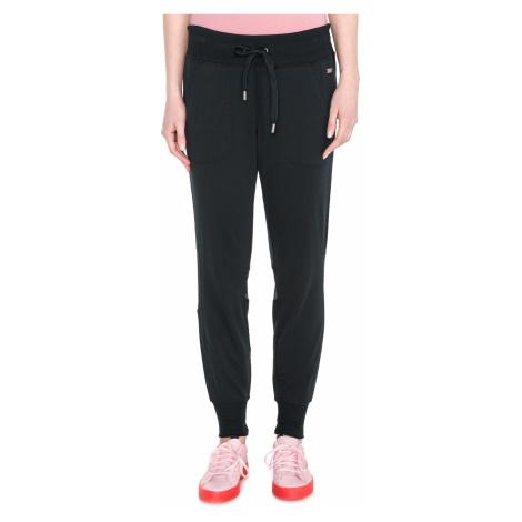 DKNY Spodnie dresowe Czarny
