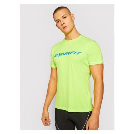 Dynafit Koszulka techniczna Traverse 2 M 08-70670 Zielony Regular Fit