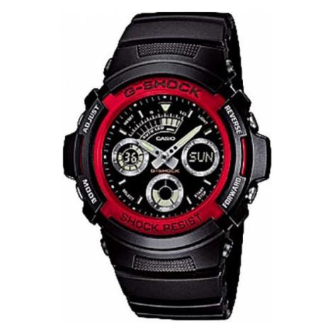 G-Shock Zegarek AW-591-4AER Czarny