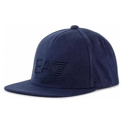 Czapka z daszkiem EA7 EMPORIO ARMANI - 275863 9P504 06935 Navy Blue