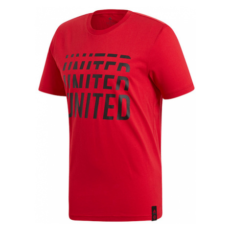 Koszulka adidas Manchester United DNA Tee (DX9085)