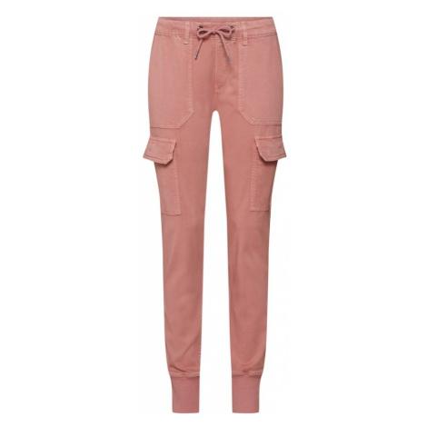 Pepe Jeans Spodnie 'Crusade' rdzawoczerwony