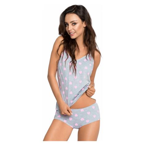Damska piżama Alice Pigeon