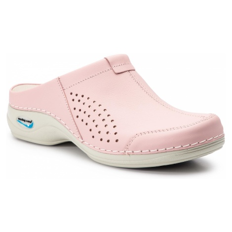 Klapki NURSING CARE - Veneza WG3A22 Light Pink