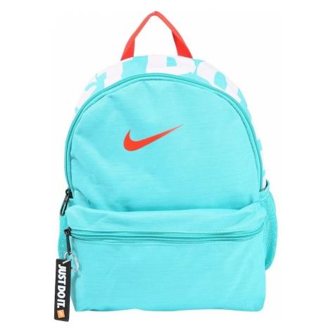 Nike Sportswear Plecak 'Nike Brasilia JDI' turkusowy / różowy / biały