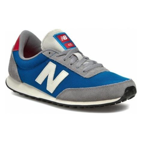 Sneakersy NEW BALANCE - U410HGB Niebieski Szary