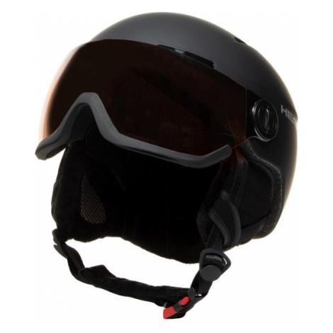 Head Kask narciarski Knight 324118 Czarny