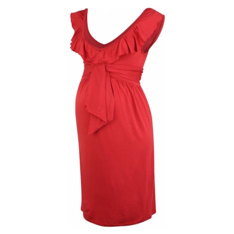 Envie de Fraise Sukienka 'Vahina' czerwony