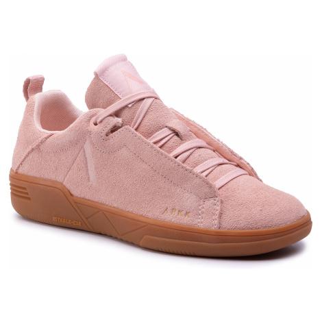 Sneakersy ARKK COPENHAGEN - Uniklass Suede S-C18 IL4603-0049-W Shell Pink Gum