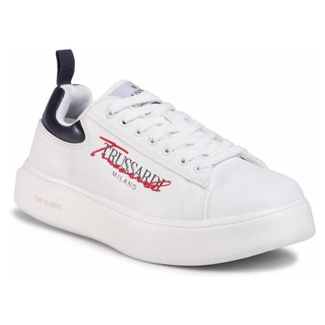 Sneakersy TRUSSARDI JEANS - 77A00279 W601