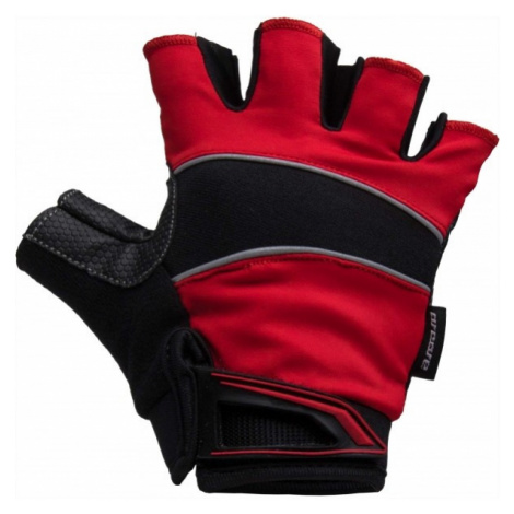 Arcore AROO czerwony S - Rękawiczki rowerowe letnie