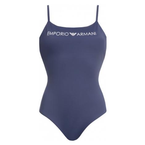 Emporio Armani Strój kąpielowy 262620 0P313 15434 Niebieski
