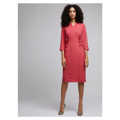 Dorothy Perkins Pink Sleeve Dress