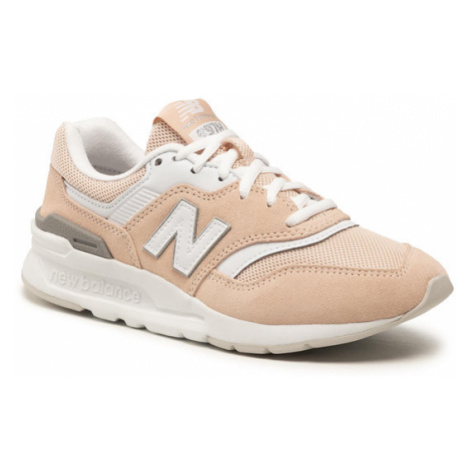 New Balance Sneakersy CW997HCK Beżowy
