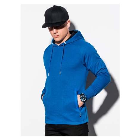 Ombre Clothing Men's hooded sweatshirt B1080