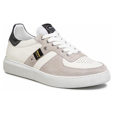 Sneakersy BLAUER - S0KEITH03/LAS White