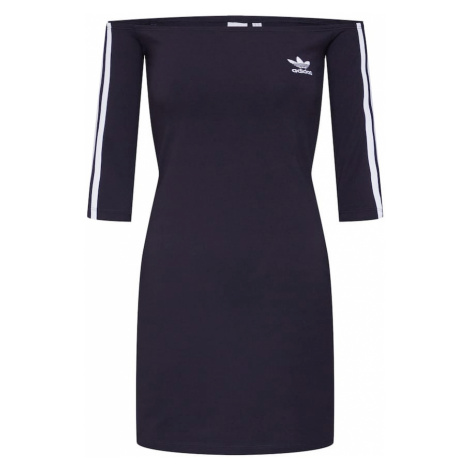 ADIDAS ORIGINALS Sukienka 'SHOULDER DRESS' czarny