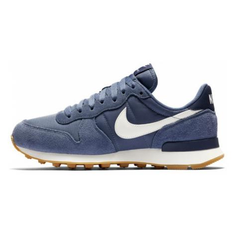 Buty damskie Nike Internationalist - Niebieski