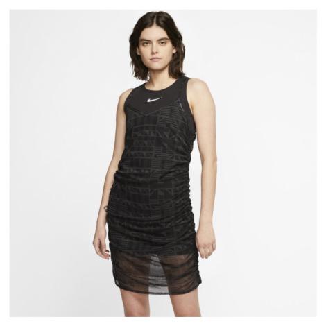 Sukienka damska Nike Sportswear - Czerń