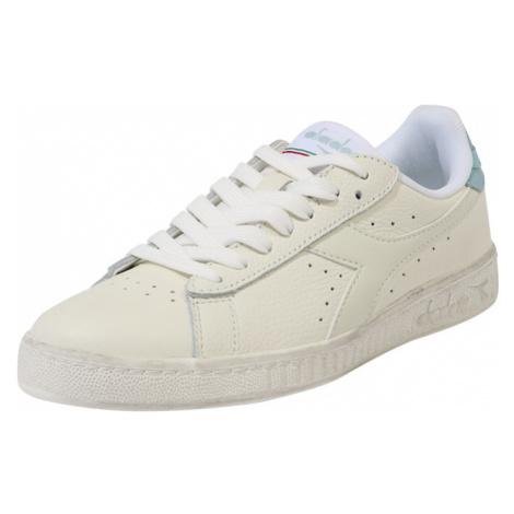 Diadora Buty sportowe 'GAME L LOW WAXED' biały / jasnoniebieski