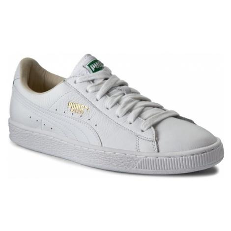 Sneakersy PUMA - Basket Classic Lfs 354367 17 White/White
