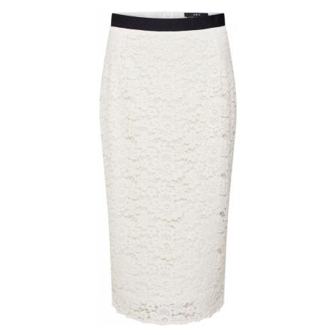 SET Spódnica biały