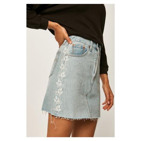 Levi's - Spódnica jeansowa Levi´s
