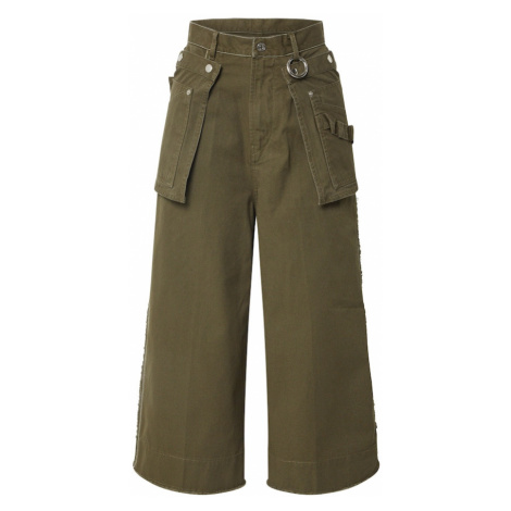 DIESEL Spodnie 'P-RAEY' khaki