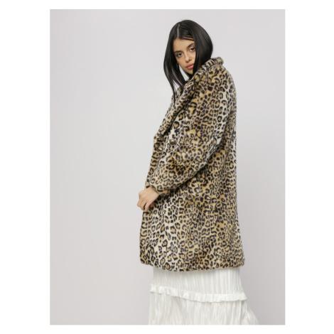 Płaszcz damski M&Co Leopard pattern