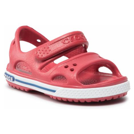 Sandały CROCS - Crocband II Sandal Ps 14854 Pepper/Blue Jean
