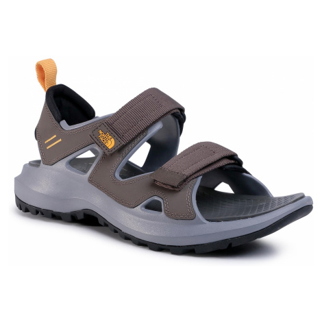 Sandały THE NORTH FACE - Hedgehog Sandal III NF0A46BHBQWI New Taupe Green/Tnf Black