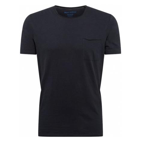 Marc O'Polo Koszulka ciemny niebieski