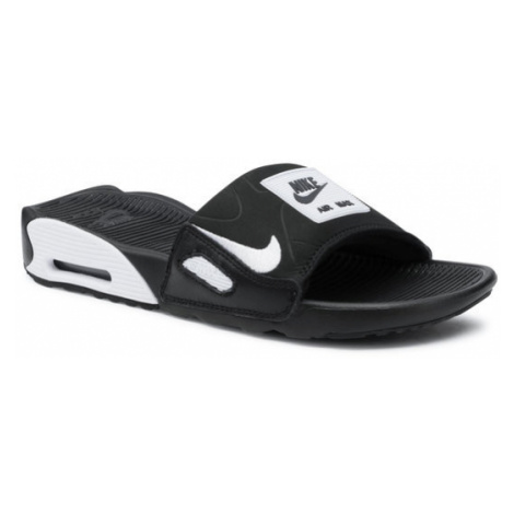 Nike Klapki Air Max 90 Slide CT5241 002 Czarny