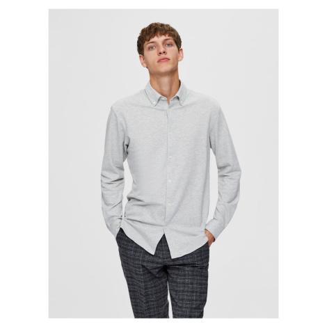 Selected Homme szara koszula męska