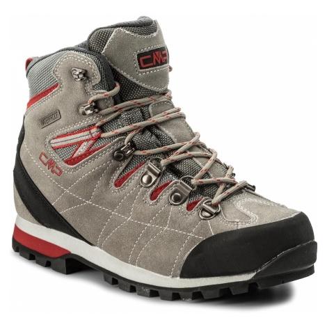 Trekkingi CMP - Arietis Wmn Trekking Shoes Wp 38Q9986 Grey U739