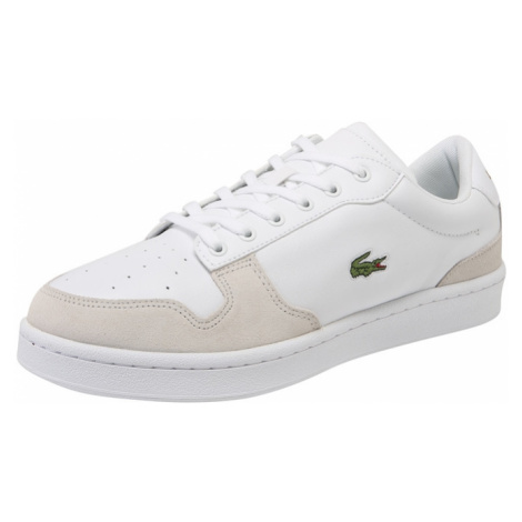 LACOSTE Trampki niskie 'Masters Cup 319 1 Sma' pudrowy / offwhite