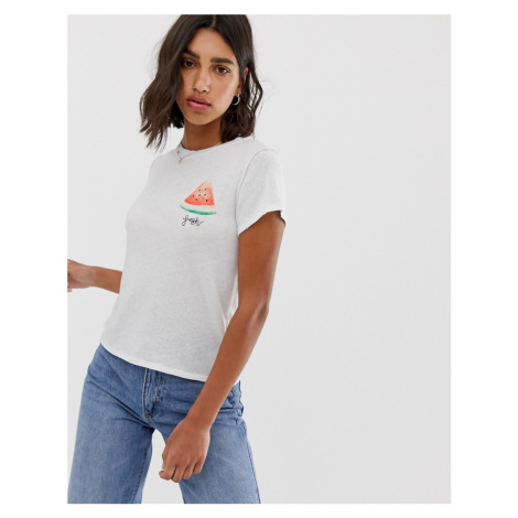 Free People Fruit Medley print t-shirt