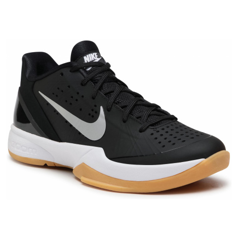 Buty NIKE - Air Zoom Hyperattack 881485 001 Black/Silver/Gum Yellow