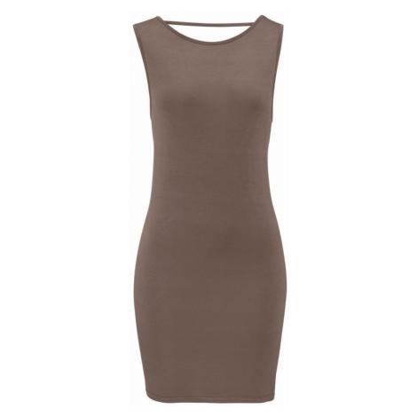 LASCANA Sukienka brązowy