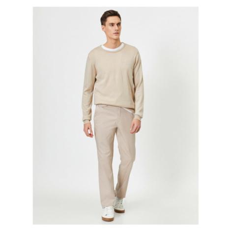 Spodnie Koton Pocket Detail Slim Fit