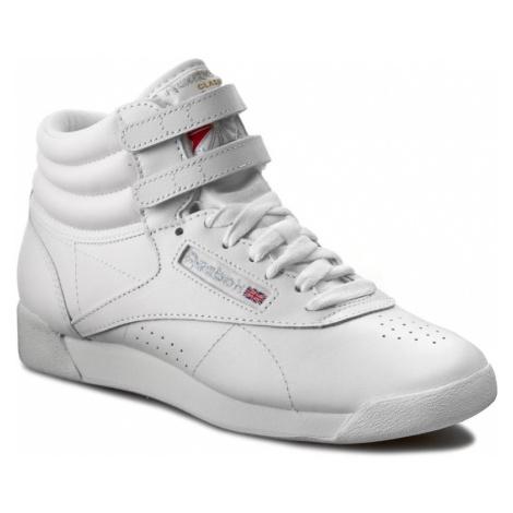 Buty Reebok - F/S Hi 2431 White/Silver