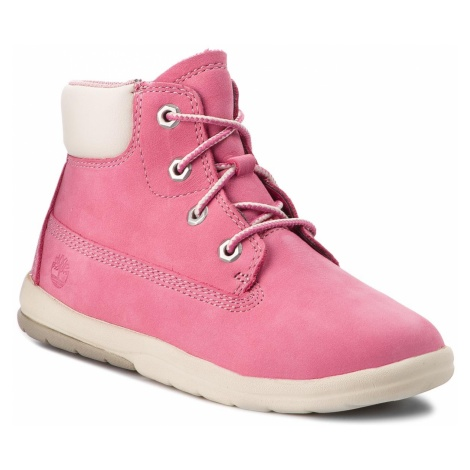 Trzewiki TIMBERLAND - New Toddle Tracks 6 Boot TB0A1MH4D561 Fuscia Rose