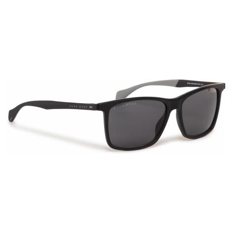 Okulary przeciwsłoneczne BOSS - 1078/S Black Hugo Boss