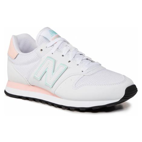 Sneakersy NEW BALANCE - GW500SB1 Biały